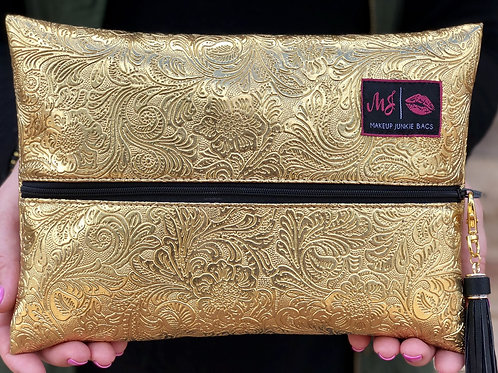 Makeup Junkie Bag Fool's Gold