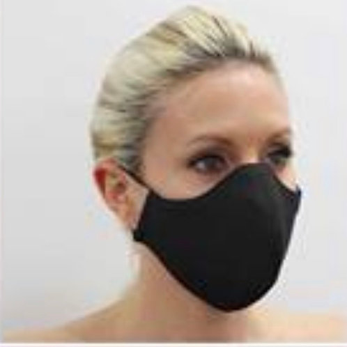 Mask Solid Black