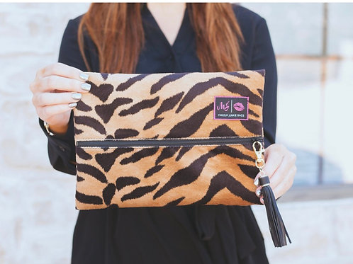 Makeup Junkie Bag Tigress