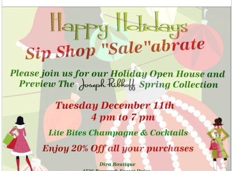 Sip Shop Sale-abration
