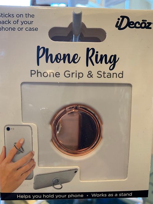 iDecoz Phone Ring Rosegold