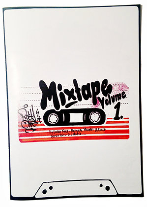 """Mixtape Volume1"" Magazine"