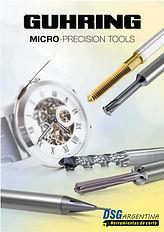 Catalogo de Microherramientas de Guhring