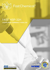 Aceite para HUSILLOS FAST HSP-32H