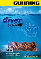 Catálogo de Fresas Diver de Guhring