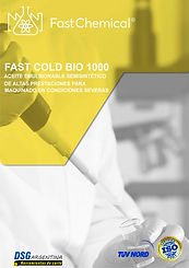 Aceite emulsionable FAST COLD BIO 1000