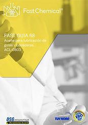 Aceite Bancada FAST GUIA 68 DSG