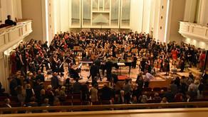 Premiera nagrania Koncertu Finałowego | Premiere of Final Concert's TV-record