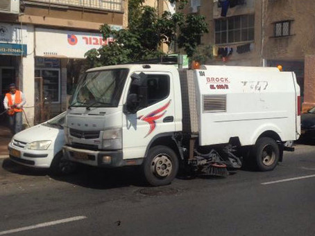 Successful implementation of a sanitation control system in the Municipality of Bat Yam