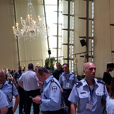 כנס חדשנות שנתי - משטרת ישראל