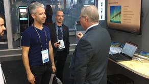 חבר העמים לשעבר מתעניינת בשיתוף פעולה עם גיב בכנס ערים חכמות בברצלונה 2019