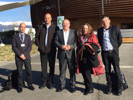 GIV Solutions executives attended the European conference of Infor EAM