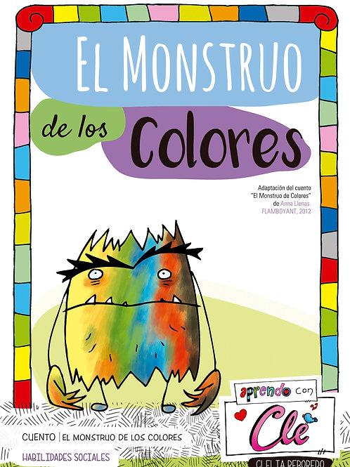 El Monstruo de los Colores
