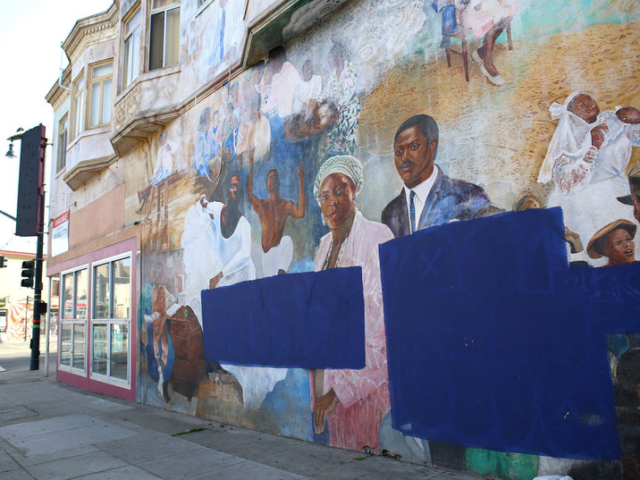 The African American Cultural District in the Bayview
