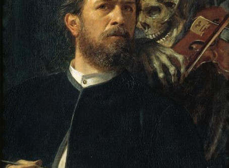 'The Isle Of The Dead' & 'The Plague' Of 2020- Our Reflection In Böcklin's Work.