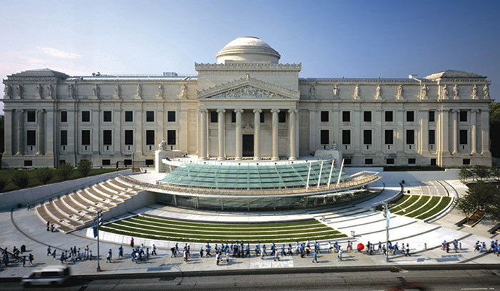 The Brooklyn Museum Defends Itself for Appointing a White Curator for African Art