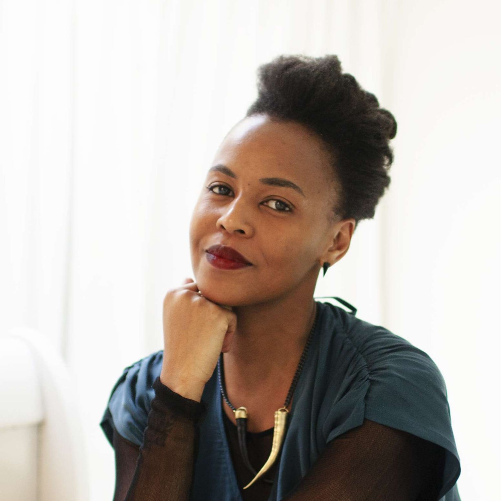 Artist Wangechi Mutu, Photo Courtesy : KenyaBuzz LifeStyle