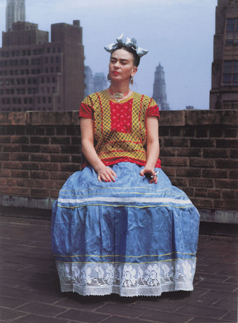 A taste of Frida Kahlo's life story exhibited at the Brooklyn Museum, New York