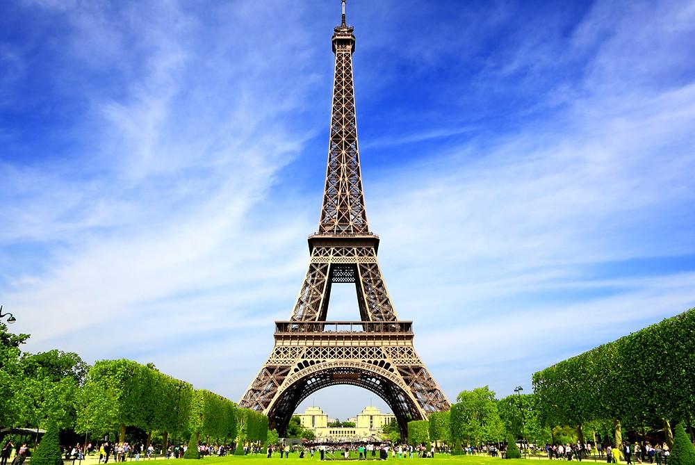 Photo Courtesy : Shutterstock , Eiffel Tower.