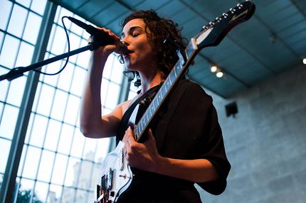 The Met to Host Rock Instrument Exhibition