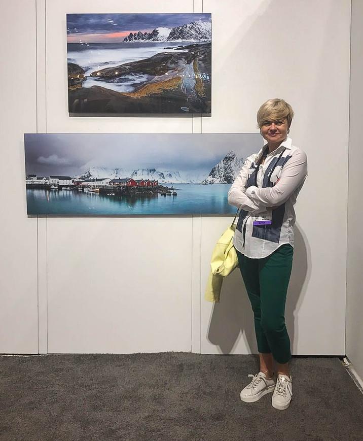 Olga Loschinina: Photographer, Painter, and World Traveler