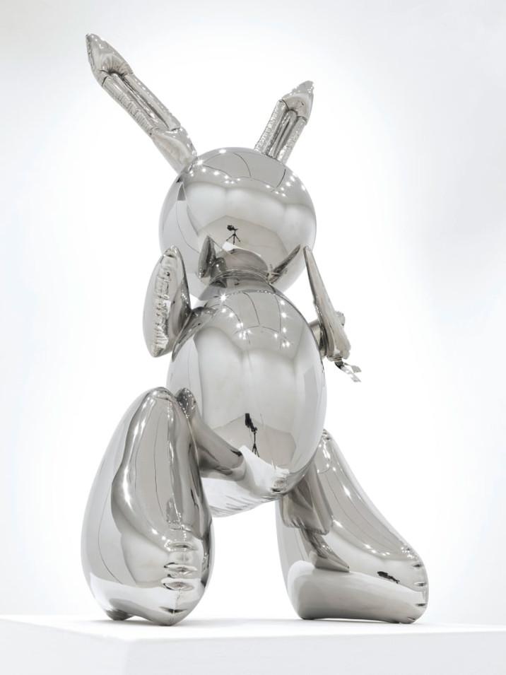 Was Koon's Rabbit Sculpture Worthy the $91.1 Million Sale Price