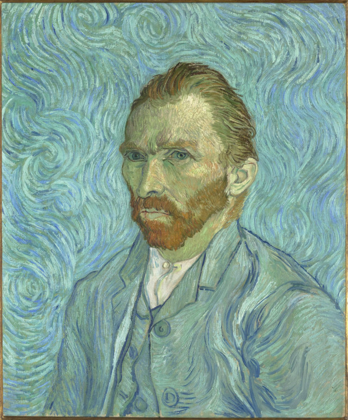 Witness the Works of an Anglophile, Van Gogh