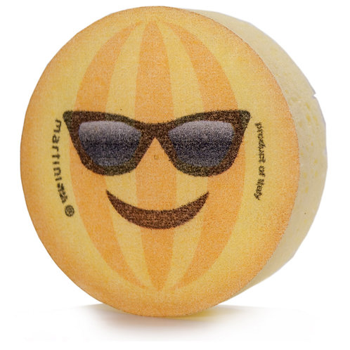 Eponge Emoticône Melon