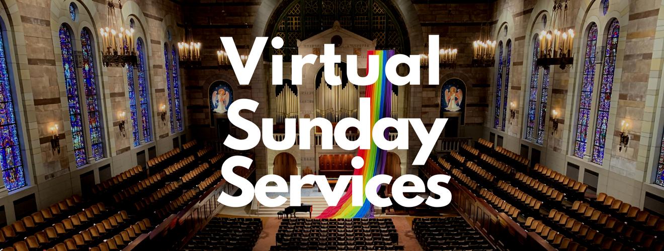 Virtual Sunday Services