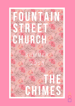 Summer 2018 Chimes Cover