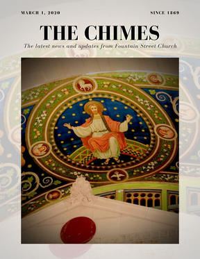 Chimes MARCH 2020