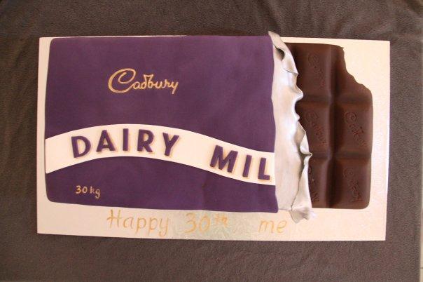 Cadbury Block