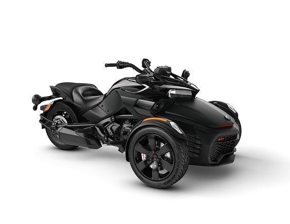 2020 Spyder F3-S Monolith Black Satin_3-