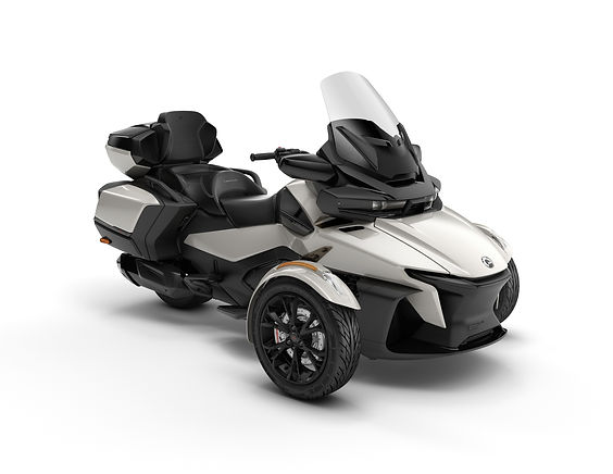 2020 Spyder RT Limited Dark Chalk Grey M
