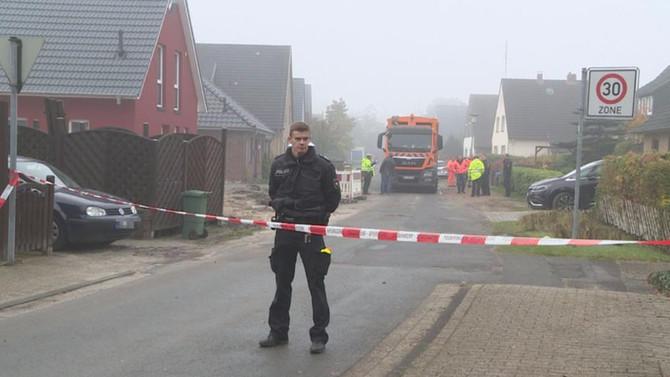 Rentner (81) von Müllwagen überrollt