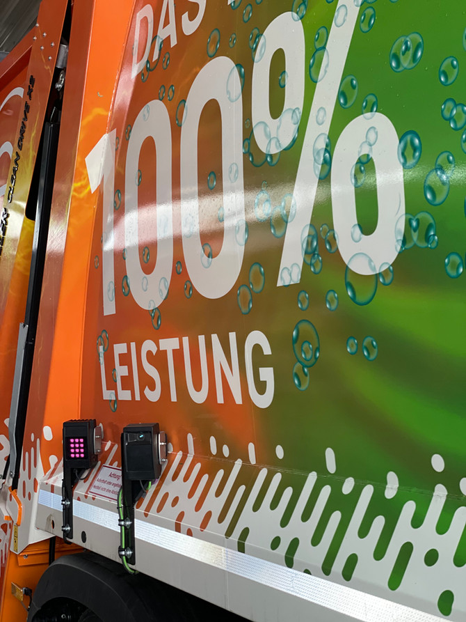 TBR-Reutlingen: Bluepower mit Visy-Safetykonzept