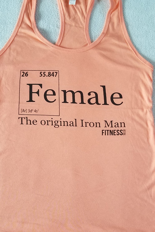Female The Original Iron Man