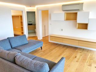 Elizabeth Bay loungeroom