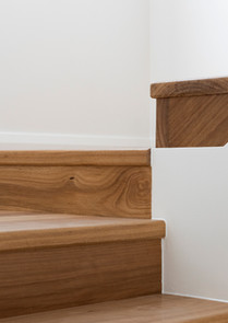 Freshwater staircase detail