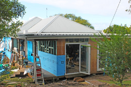 Manly Vale prior to cladding
