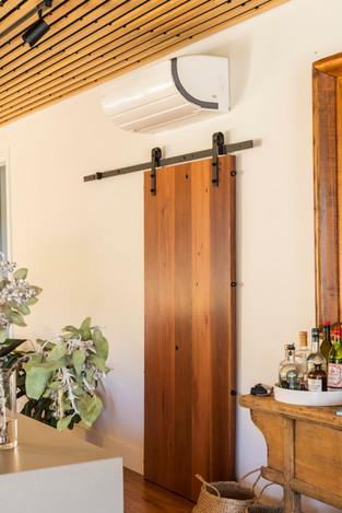 Avalon barnstyle door