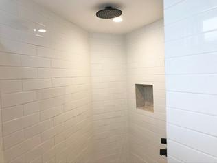 Elizabeth Bay shower