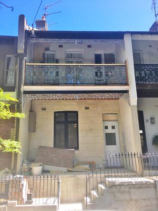 Paddington front facade2