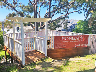 Manly Vale staircase