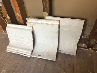 Manly Vale cornice selection