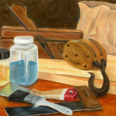 Tool Bench (Study)