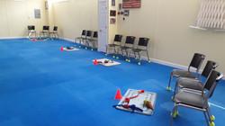 class set up
