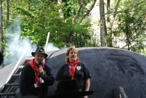 Europäisches Köhlertreffen im Entlebuch 2013