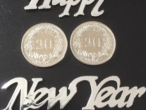 Alles Gute und ein frohes neues Jahr!