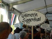 Europäisches Köhlertreffen in Neukirchen (Bayern), 6. bis 9. August 2015